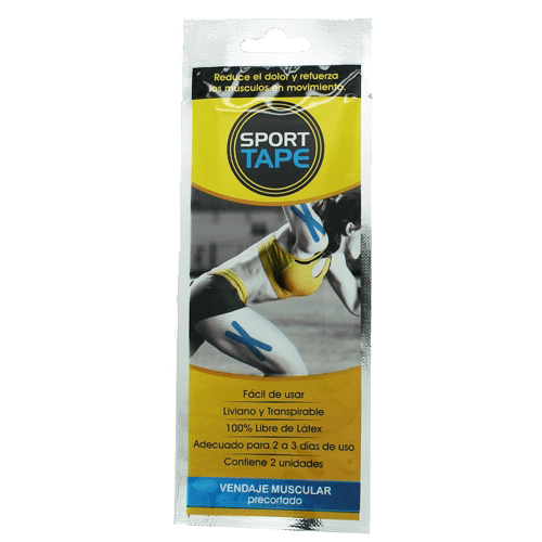 Vendaje Muscular Sport Tape Sachet
