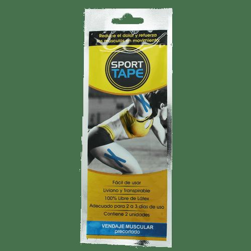 Vendaje Muscular Sport Tape Sachet
